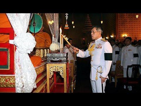 Ταϊλάνδη: Την καθυστέρηση της στέψης του ζήτησε ο διάδοχος του θρόνου