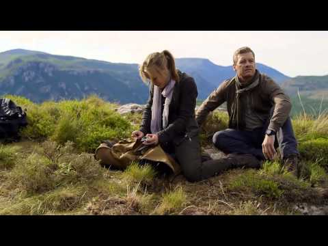 Annie and  Ryan - Say something - Covert Affairs