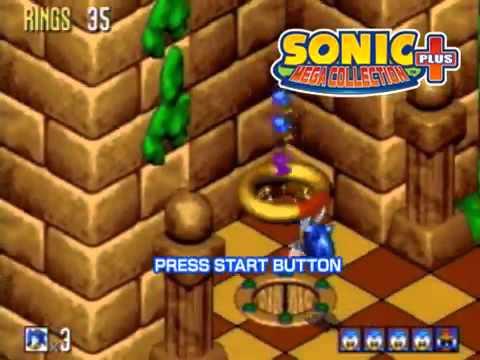 Sonic Mega Collection Plus Official Trailer PC