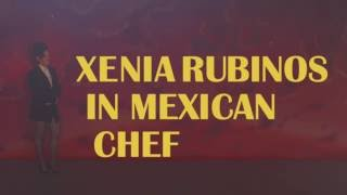 Xenia Rubinos Mexican Chef rnb music videos 2016