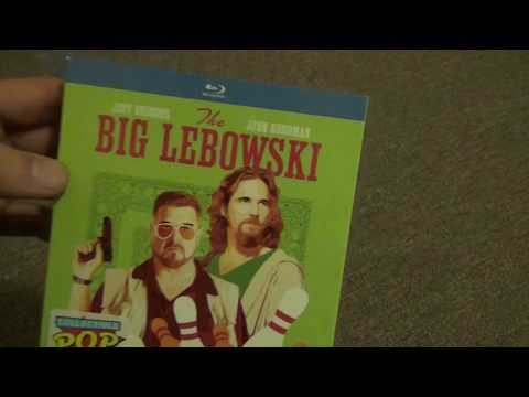 The Big Lebowski Blu-Ray Unboxing
