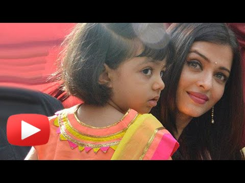 Aishwarya Rai's London Trip With Aaradhya Bachchan