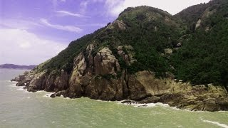 Taizhou (Zhejiang) China  city images : Wonderful China: Остров Далу, Юхуань. Yuhuan Dalu Island. Taizhou, Zhejiang