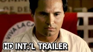 Cesar Chavez An American Hero Official International Trailer #1 (2014) HD