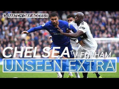 Video: Tunnel Access: Loftus-Cheek's Message To You After Derby Day Win | Unseen Extra