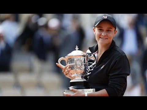 Roland Garros: Στην Άσλεϊ Μπάρτι ο τίτλος των γυναικών