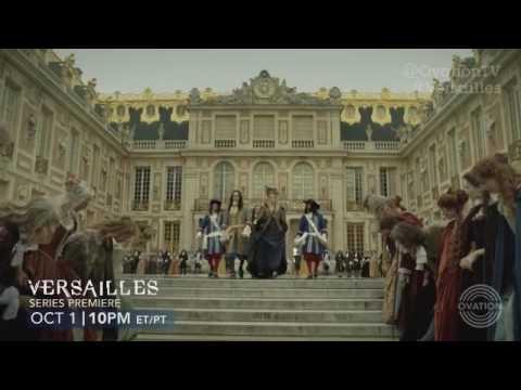 Versailles Season 1 Teaser