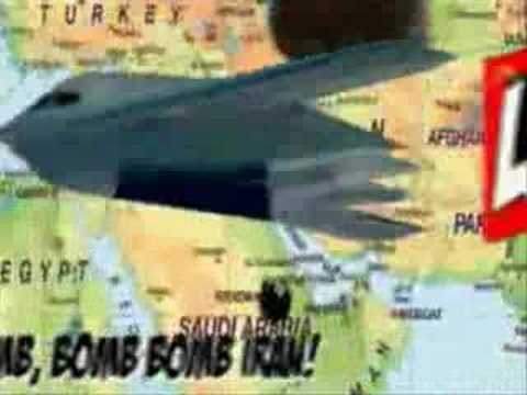 bomb iran - Remix from Barbara-Ann of the Beach Boys.