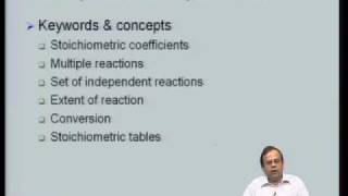 Mod-02 Lec-02 Basic Concepts:Representation Of Chemical Reactions