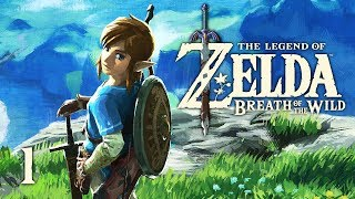 Download Video MAN VS. NATURE - Let's Play - The Legend of Zelda: Breath of the Wild - 1 - Walkthrough Playthrough MP3 3GP MP4
