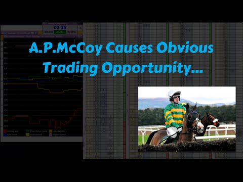 AP McCoy. An Obvious Move & Reason