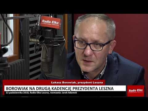 Wideo1: Łukasz Borowiak na drugą kadencję