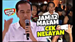 Video MANTUL!  Soal Nelayan Capres 01 BUNGKAM 02 Prabowo, Nelayan Benarkan Sidak Jokowi MP3, 3GP, MP4, WEBM, AVI, FLV Februari 2019