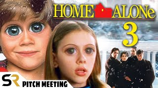 Home Alone 3 Pitch Meeting by Screen Rant