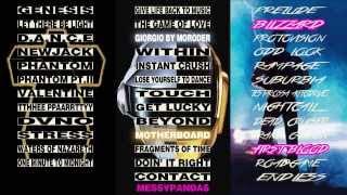39 Justice x Daft Punk x Kavinsky Song Mash-Up