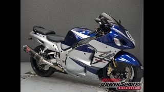 3. 2005  SUZUKI  GSX1300R HAYABUSA - National Powersports Distributors