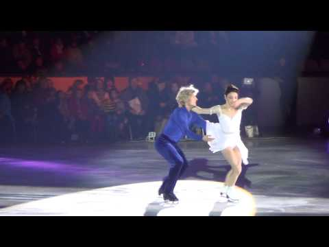 Olympic Champions show in Moscow Davis – White 00786