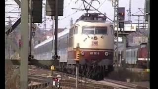 103 an IC und IR 1999-2001