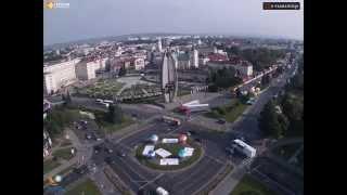 Kamery Rzeszów: Tour de Polgne 2014 timelapse