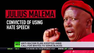'Whites should serve Blacks': Controversial statements by South African party leader spark DEBATE