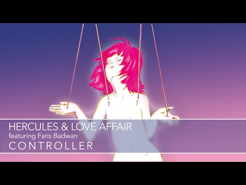 'Controller' feat. Faris Badwan - Hercules & Love Affair