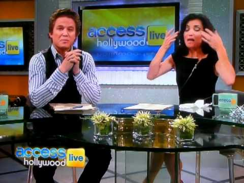 Billy Bush - Billy Bush and Kitt Hoover lose it on live TV when teases a story about tea bags.