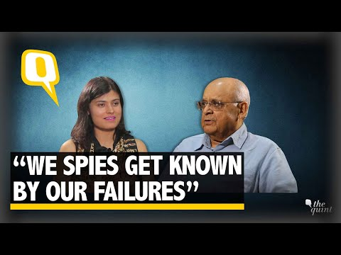 Ex R&AW Chief Vikram Sood Gives a Glimpse of the World Of Spies | The Quint