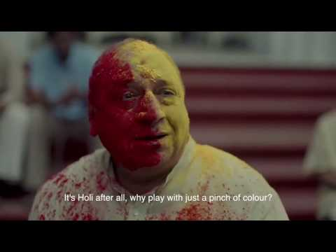Khul ke Khelo Holi (Open up to the carnival of Holi)