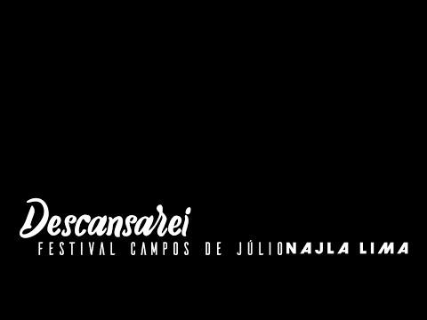 Descansarei- festival campos de Júlio