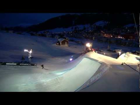  O'Neill Evolution 2013 - Men's Big Air Finals