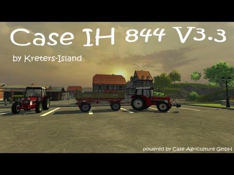Case IH 844 S v3.4 4x4 DRIVE