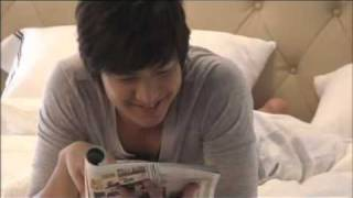 Lee Min Ho YouTube video
