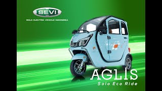 Download Video Review kendaraan listrik AGLIS MP3 3GP MP4
