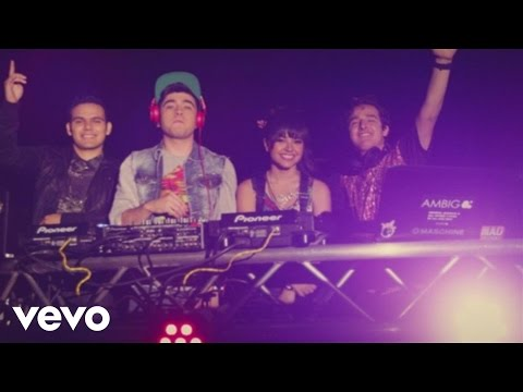 3Ball MTY feat. Becky G  – Quiero Bailar (All Through The Night)
