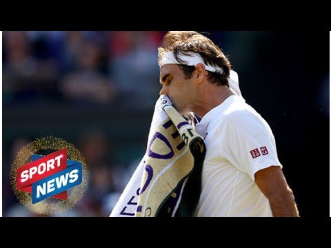 Roger Federer out of Wimbledon… but Rafael Nadal will NOT be champion – EXCLUSIVE