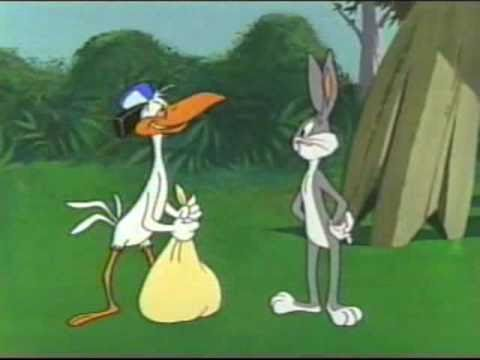 Bugs Bunny - Apes Of Wrath