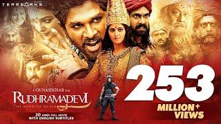 Nonton Rudhramadevi 2D Hindi Full HD Movie    Anushka Shetty, Allu Arjun, Rana    Gunasekhar Film Subtitle Indonesia Streaming Movie Download