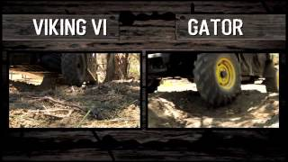 8. 2015 Yamaha Viking VI vs 2014 John Deere Gator 825I