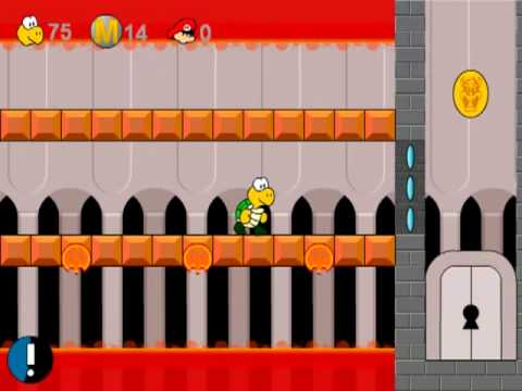 A Koopa's Revenge - Part 4: Mario's Castle, Final Boss & Credits