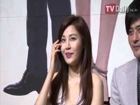 Jang Dong Gun, Kim Ha Neul & All Cast - A Gentleman's Dignity (신사의 품격) Press Conference
