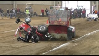 Video Truck & Tractor Pull Fails, Mishaps, Fires, Carnage, Wild Rides MP3, 3GP, MP4, WEBM, AVI, FLV Agustus 2019