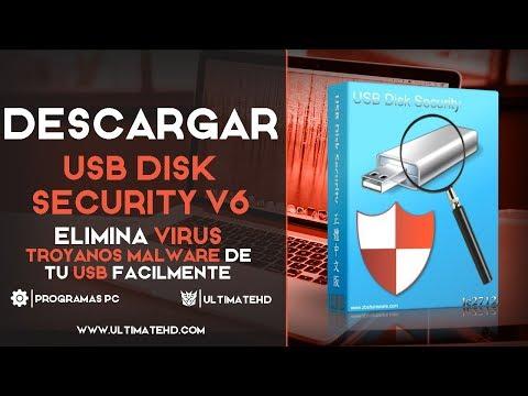 Descargar E Instalar USB Disk Security v6.5.0 Full Español Ya Activado Para Siempre 2017