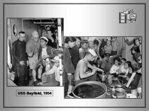 Hình Ảnh Di Cư Năm 1954: Từ Bắc vào Nam