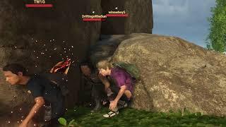 Видео к игре SOS из публикации: В конце января откроется ранний доступ для интерактивного сурвайвала SOS