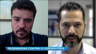 Pederneiras: Prefeito destaca ações contra a Covid-19