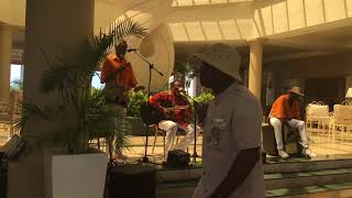 Welcome Centre at Grand Bahia Principe, Runaway Bay, Ocho Rios, Jamaica.