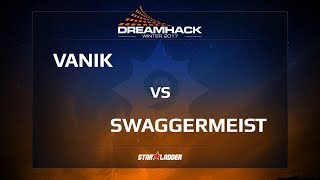 Swaggermeist vs Vanik, game 1