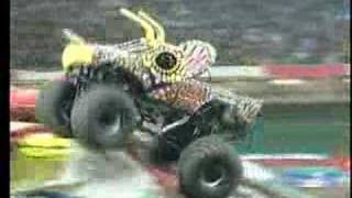 Best บิ๊กฟุต..Monster Jam - World Finals  Save of the Year  Award Nominees