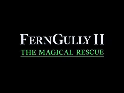 FernGully 2: The Magical Rescue 1998 Full Movie (European Portuguese)