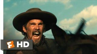 The Magnificent Seven (2016) - Gatling Gun Scene (7/10) | Movieclips